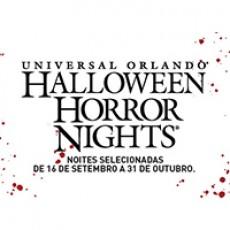 Halloween Horror Nights Flex - 1 noite à sua escolha